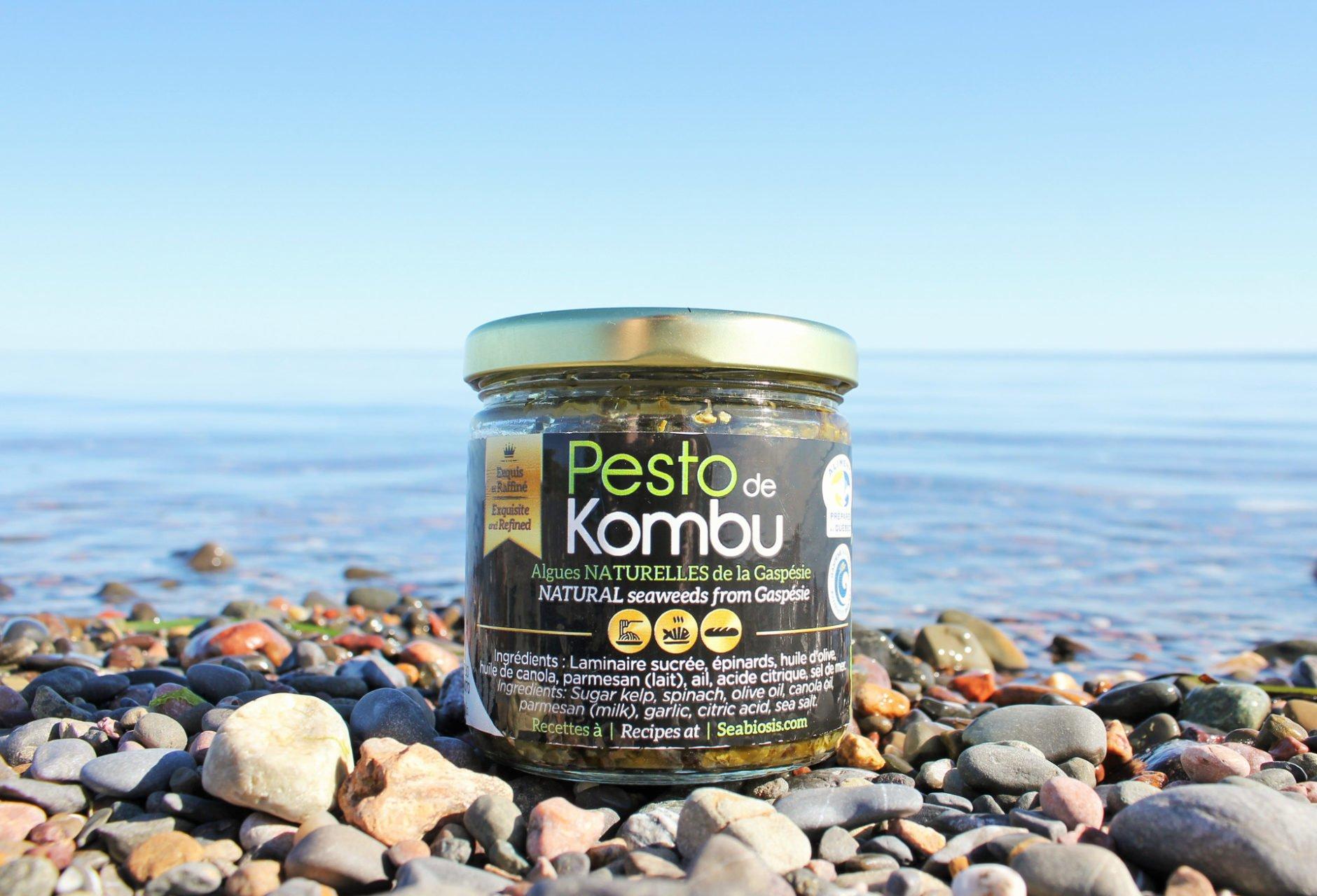 Kombu Royal, Seabiosis