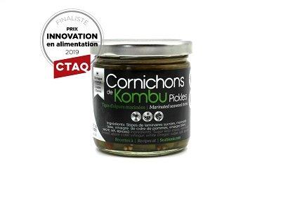Pot de Cornichons de Kombu