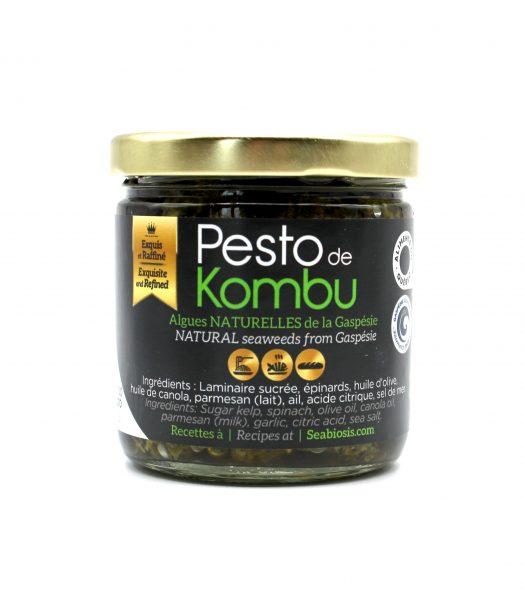 Pot de Pesto de Kombu