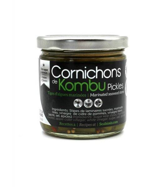 Cornichons de Kombu