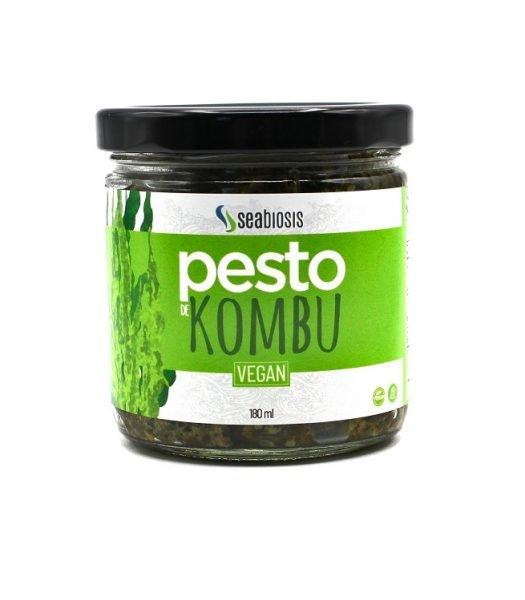 Pesto de Kombu Vegan