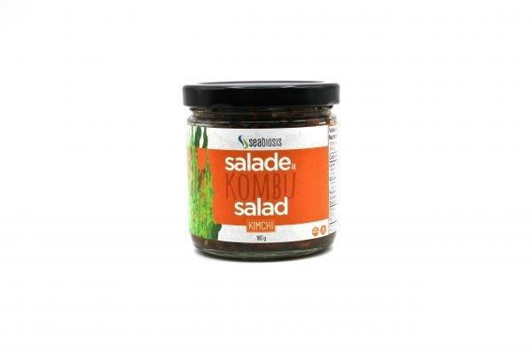 Salade de Kombu - Kimchi
